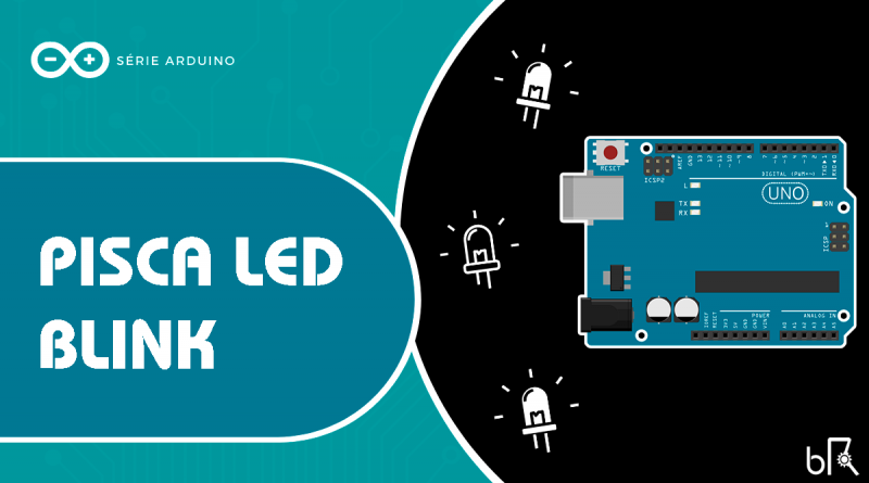 Pisca Led com Arduino - Blink