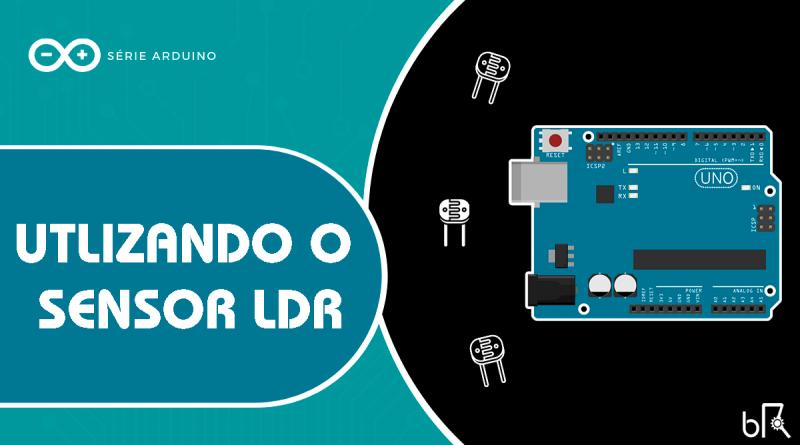 Sensor LDR com Arduino